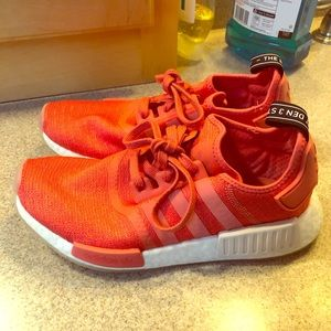 adidas Shoes - Women's size 8 Adidas NMD scarlet